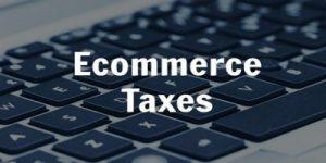 e-ticarette vergi